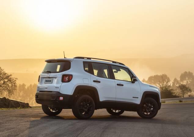 Jeep Renegate Blindado