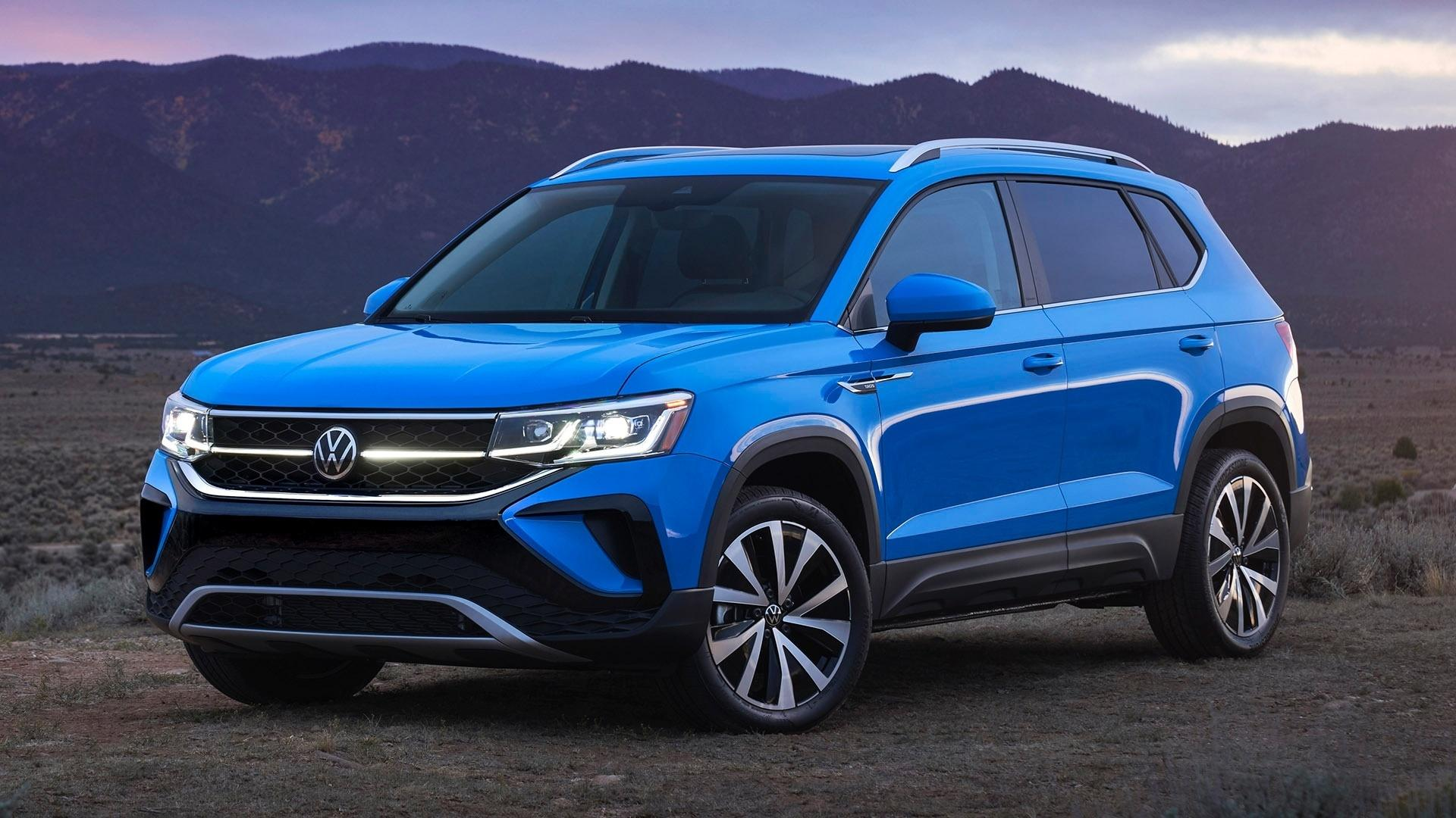 vw taos blindado